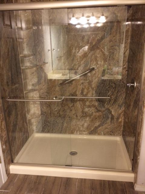 Tub to Shower Conversion Springfield MO - Lifemark Bath & Home